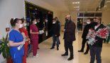 Helvacıoğlu, Kılınç ve İnan, 14 Mart Tıp Bayramı nedeniyle sağlık çalışanlarının günlerini kutladı