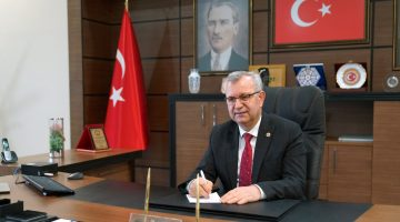 Keşan Belediye Başkanı Mustafa Helvacıoğlu, Kadir Gecesi nedeniyle bir mesaj yayımladı.