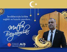 – Bayramların En güzeli ve Hayırlısını Diliyorum Size Ramazan Bayramınız Mübarek Olsun.